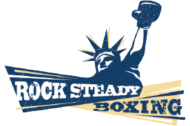 Rocksteadyboxing Logo